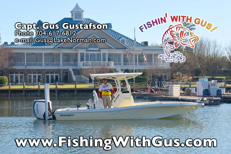 Fishing with Gus - Peninsula Yacht Club