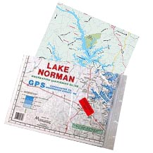 Lake Norman Maps